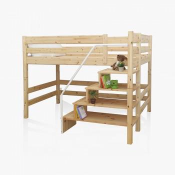 앤비 벙커 프론트 계단 침대