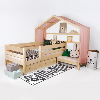 스칸디나 하우스 세트 침대 / 쇼파 책장 선택